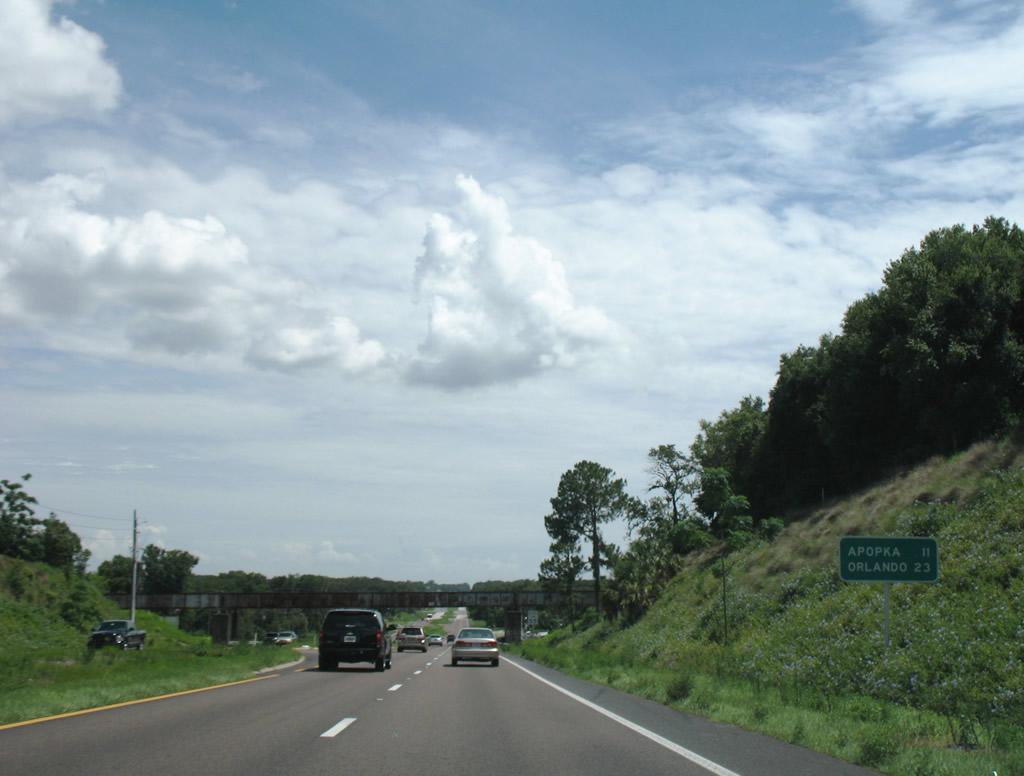Florida @ SouthEastRoads - U S  441 South - Lake County