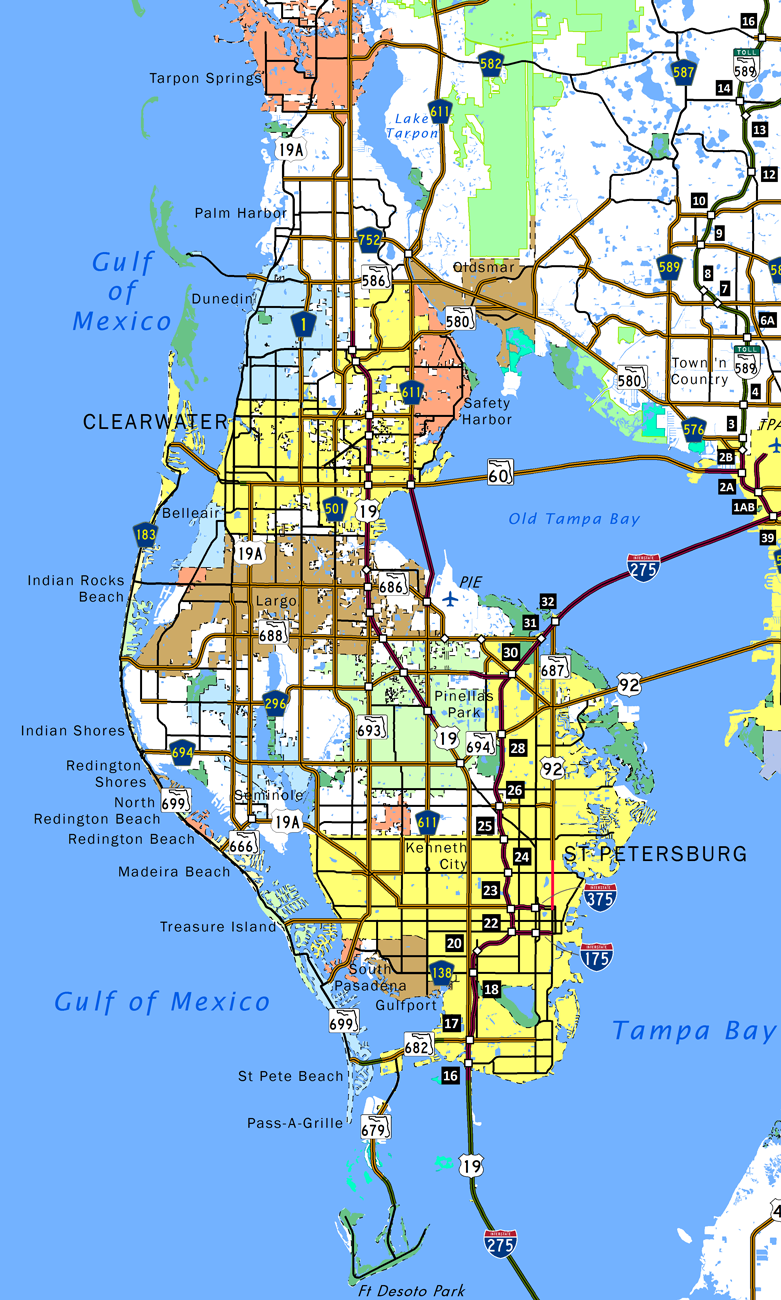List of county roads in Citrus County, Florida