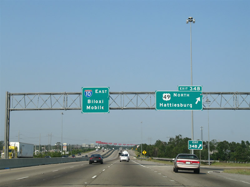 Directions To Biloxi Beach From New Orleans