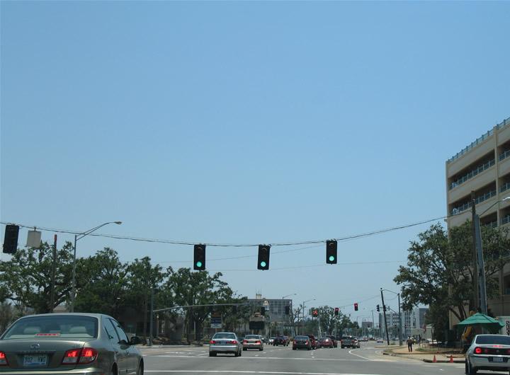 Mississippi @ SouthEastRoads - U S  Highway 90 Eastbound